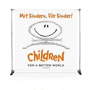 Bannerdisplay Messe