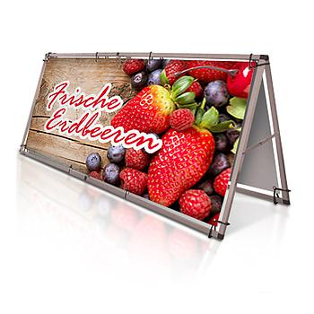 Outdoor Bannerframe